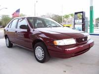 1997 Nissan Sentra - only 124K miles! Automatic, 1.6L