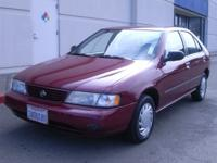 Options Included: N/AGas miser!!! 36 MPG Hwy.. Includes