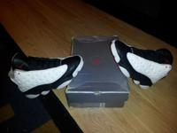 Have some 9.5/10 Jordan 13s looking to trade trade