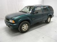Options Included: AM/FM, Leather Interior Surface1997
