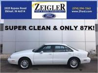 New Price! 1997 Oldsmobile Eighty-Eight LS Clean