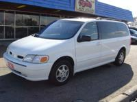Options Included: 1997 OLDSMOBILE SILHOUETTE EXT, Auto,