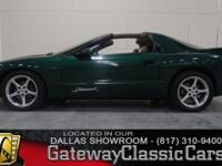 For sale in our Dallas showroom is a low mileage low