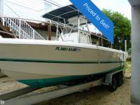 - Stock #09728 - This boat is in great shape. It has
