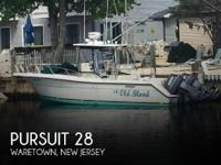 1997 Pursuit 28 - Stock #088220 -