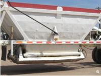 1997 Ranco Belly dump trailer for sale in Canon City,