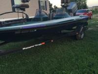 I have a ranger sport r82 in good condition. The boat