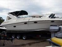 General Description The Regal 322 Commodore has been an