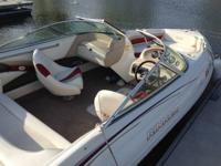 1997 rinker captiva 21ft open bow. Engine 5.7 inboard.