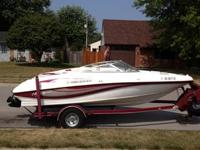 I am selling my very clean 1997 19 1/2 foot Rinker open