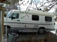 1997 Roadtrek 190 Class B 1997 Popular 190 Roadtrek,