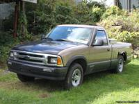 1997 Chevy S10 4 cylinder 2.2 Engine. 170000 miles.