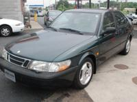 Options Included: N/ALOW PRICE! GREAT DEAL! This Saab