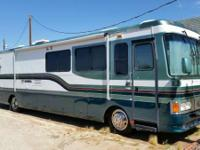 1997 Safari Continental Diesel Pusher. Call Rick for