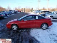 Options Included: Power Steering, AM/FM, 4 Cylinder,