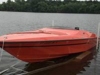 1 of 14 Orange SCS (SUPER COMPETITION SERIES) boats