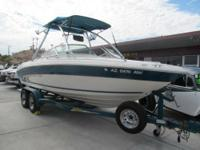 1997 Sea Ray 21' Bowrider with a rebuilt 5.7L V8. Only