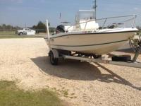 Powered by a Mercury 115HP, Great Shape, sold with
