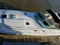 1997 Searay 400 Sundancer for sale. Very clean, bottom