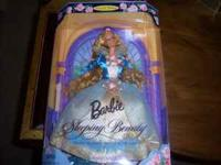 1997 Sleeping Beauty Barbie. Never opened and box is in