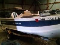 1997 Smoker Craft Resorter Deep V Please call boat
