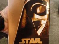 1997 STAR WARS TRILOGY - Special Edition VHS - THX -