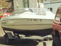 I have a 1997 stingray rs 19ft I/O 3.0 mercruiser  Runs