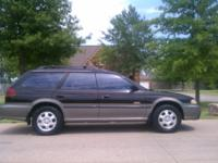 Options Included: N/A1997 Subaru Legacy Outback Limited