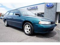 1997 Subaru Legacy Wagon Station Wagon L Our Location