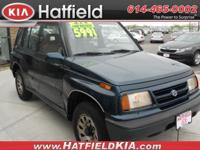 Options Included: 4WD, Bucket Seats, Dual Air Bags,