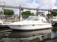 1997 Tiara 2900 Open This Tiara is outfitted for
