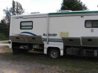 1997 Tiffin Allegro Bay. This Class A leisure car has