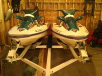 I have a pair of 1997 Arctic Cat Tigershark 770 Monte