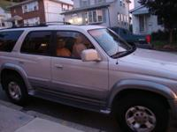 1997 Toyoya 4Runner Limited. Requirements a brand-new