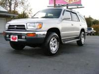 Options Included: N/A97 Toyota 4runner,