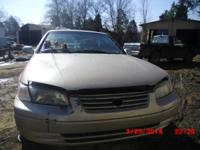STOCK NUMBER AA2303   1997 TOYOTA CAMRY GOLD EXT/TAN