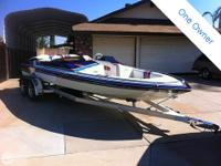 Beautiful 1997 Ultra 21 Open Bow High Performance Jet