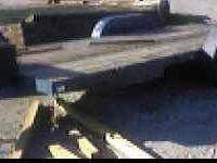 1997 VALUE 20 FT LITTLE BOY TRAILER W/ RAMPS 13,000