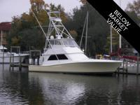 1997 Viking 50 Convertible 1997 Viking 50' Convertible
