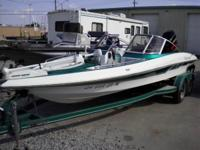 Description 20' Viper Fish & Ski 20' Viper Coral Fish &