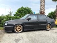 For Sale is my 1997 MK3 Jetta GLX Engine: 12v VR6 -New