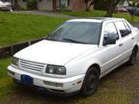 I'm selling my 1997 Volkswagen Jetta Mk3. It's a 5