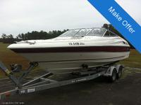 Very gently utilized 1997 Wellcraft 2400SS in excellent