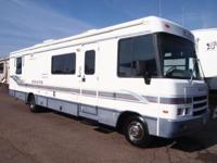 Are you looking for a low mile Class A Winnebago Brave?