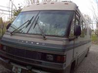 1997 Winnebago Venture Class A This excellent 33 foot