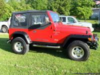 1997 Jeep Wrangler Sport - Excellent Condition and