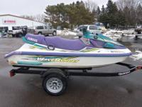 1997 Yamaha Wave Venture 760 is in good condition other