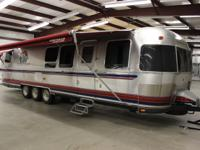 "Beautiful 1997 34' Airstream Limited Edition ""Norman"