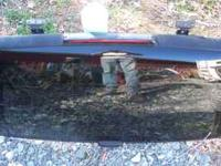 1997 Chevy S10 Blazer rear lift gate glass. $35.00