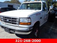 '97 Ford F-450 ** Cab & Chassis ** 5th Wheel ** Work